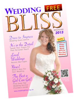 Welcome to Wedding Bliss Magazine